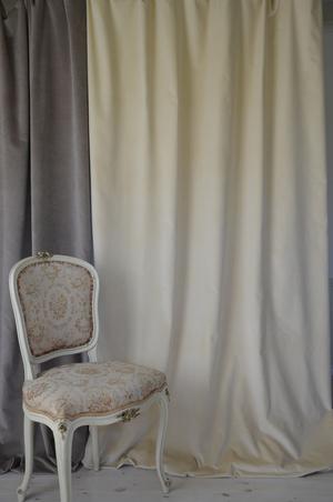 2013 Creme/beige sammet 140 cm bredd
