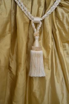 1039 Gold Shantung silk